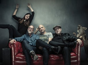 Pixies, support: Blood Red Shoes