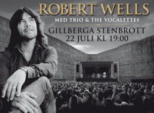 Robert Wells på Gillberga Stenbrott