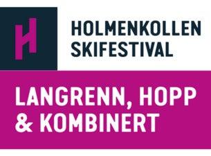 FIS WORLD CUP NORDIC HOLMENKOLLEN