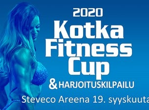 Kotka Fitness Cup 2020