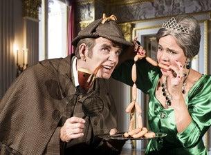 Sherlock Holmes og Dronningenskronjuveler