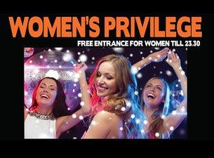 Women's Privilege