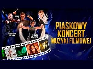 Teatr Piasku Koncert Muzyki Filmowej