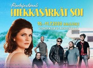 HIEKKASÄRKÄT SOI - RANTAFESTIVAALI
