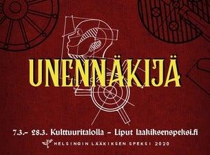 Helsingin Lääkiksen Speksi: Unennäkijä