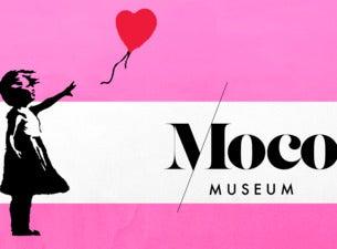 BANKSY & ROY LICHTENSTEIN @ Moco Museum
