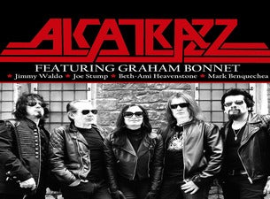 Alcatrazz featuring Graham Bonnet