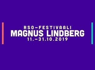 RSO-festivaali: Magnus Lindberg