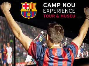 Tickets Camp Nou Experience. Tour & Museum - FC Barcelona  Matches and S...