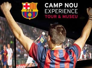 Camp Nou Experience. Tour & Museo - FC Barcelona