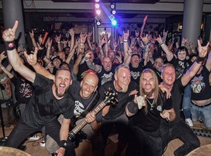 "J-Dag m/ Metallica Jam + support ""Justify Rebellion"""