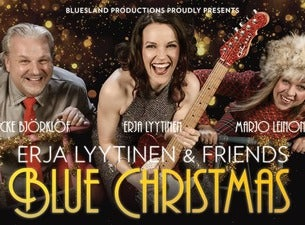 Erja Lyytinen & Friends: Blue Christmas
