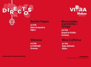 Directos Vibra Mahou - Asturias