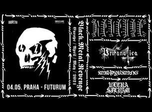 Revenge, Profanatica, Mispyrming, Ultra Silvam