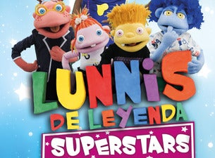 Lunnis de Leyenda Superstars