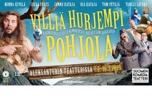 Suomen Komediateatteri: Villiä Hurjempi Pohjola