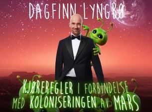 Dagfinn Lyngbø