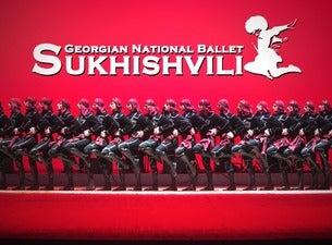 Sukhishvili – Georgisches National-Ballett