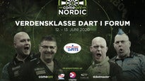Nordic Darts Masters 2 sessions til 10%