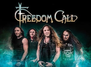 M.E.T.A.L. TOUR 2019: Freedom Call, special guest: Vision of Atlantis