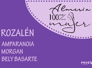 Rozalén, Amparanoia, Morgan y Bely Basarte