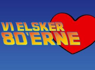 DANMARKS STØRSTE 80'ER FEST