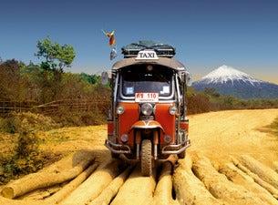 Die große Reise - Abenteuer Weltumrundung