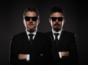 Konspirasjonspodden - Men In Black Tour