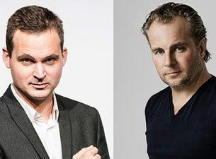Jesper Juhl og Uffe Holm