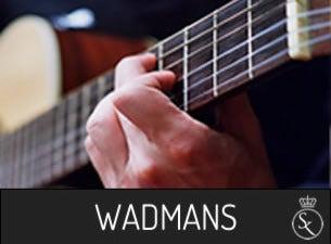 Nymferna i Haga | En kväll i Wadmans tecken