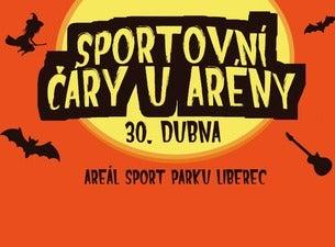 Sportovní čáry u Arény