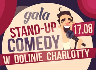 Gala Stand Up Comedy