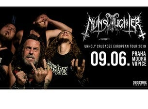 NUNSLAUGHTER (USA) + supports
