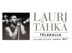 Lauri Tähkä Telakalla