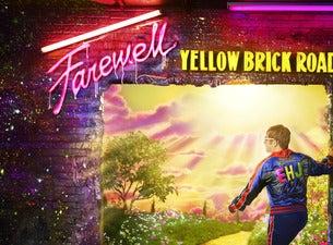 Elton John - 'Farewell Yellow Brick Road' VIP Experience