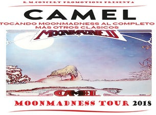 "Camel ""Moonmadness Tour 2018"""
