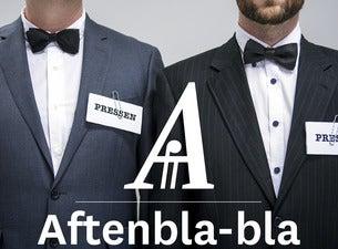 Aftenblabla – live podcast
