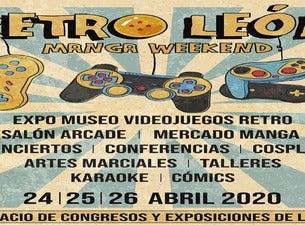 Retro León Manga Weekend