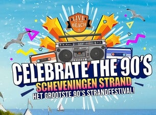 Live on the Beach - Celebrate the 90's