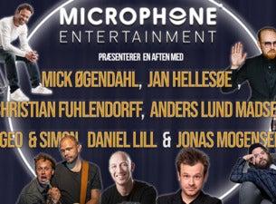 Microphone Entertainment præsentere
