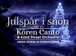 Kören Canto - Julspår i snön