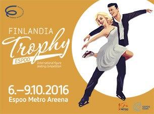 Finlandia Trophy Espoo 2016