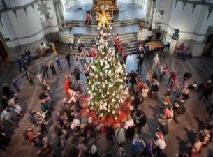 Julgransplundring på Nordiska Museet