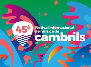 45 Festival Internacional de Música de Cambrils