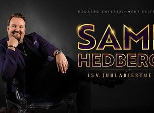 Sami Hedberg 15v. juhlakiertue