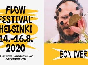 Flow Festival GOLD AREA