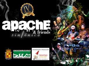 "IV Concierto Sinfónico "" Apache & Friends """
