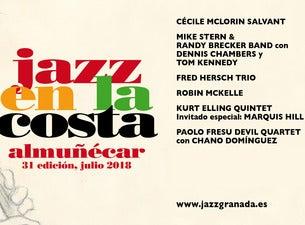 Festival Internacional de Jazz en la Costa. Almuñécar XXXI edición