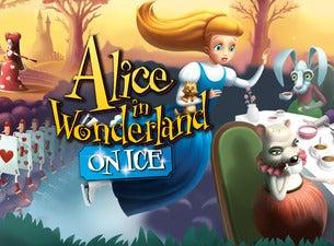 Alice in Wonderland on Ice