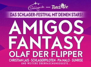 Tanztee - Das Schlager-Festival mit deinen Stars!